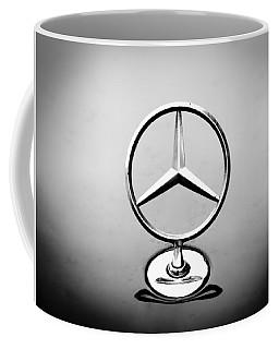 Mercedes Benz Logo Coffee Mug