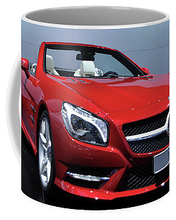 Mercedes Benz Sl Coffee Mug