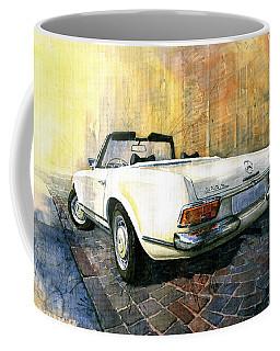 Mercedes Benz W113 280 Sl Pagoda Coffee Mug