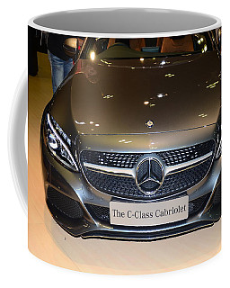 Mercedes Cabriolet Coffee Mug