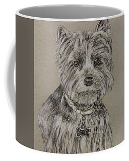 Mercedes The Shih Tzu Coffee Mug