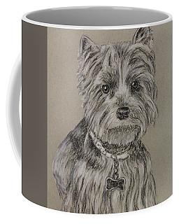 Mercedes The Shih Tzu Coffee Mug