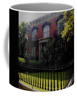 Mercer House Coffee Mug