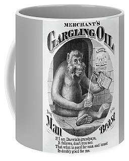 Merchant's Gargling Oil  1869 Coffee Mug