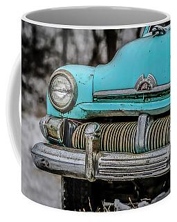 Mercury Grill Coffee Mug by Ray Congrove