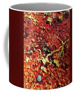 Mercury Coffee Mug by Raymond Perez