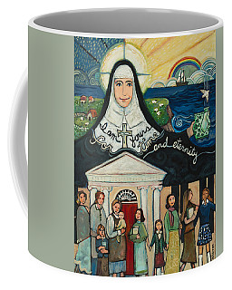 Mercy Foundress Catherine Mcauley Coffee Mug