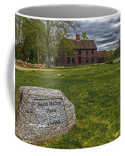 Meriams Corner, Minute Man National Park Coffee Mug