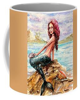 Mermaid 4 Coffee Mug
