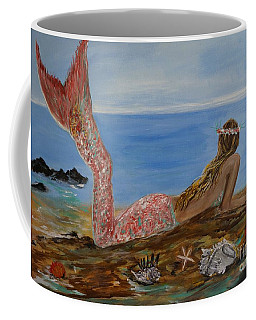 Mermaid Beauty Coffee Mug
