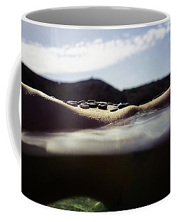 Mermaid Curves In Nature Coffee Mug