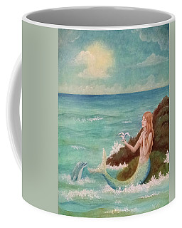 Mermaid Dreams Coffee Mug