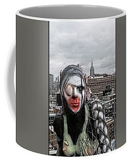 Mermaid Gunge Coffee Mug