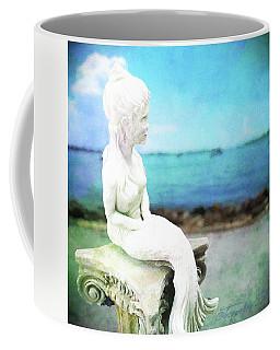 Mermaid Lisa Coffee Mug