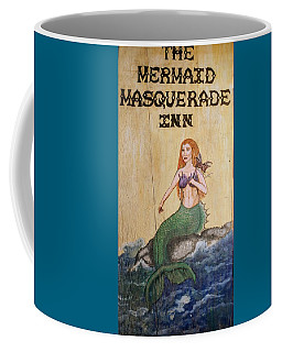 Mermaid Masquerade Inn Coffee Mug