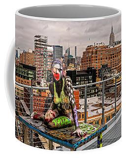 Mermaid On The Whitney Coffee Mug