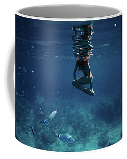 Mermaid Pose Coffee Mug