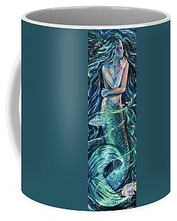 Mermaid Swirl Glow Coffee Mug