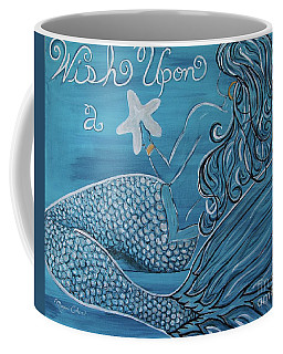 Mermaid- Wish Upon A Starfish Coffee Mug