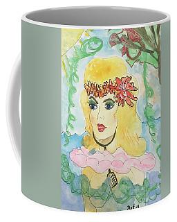 Mermaid With Music  Coffee Mug