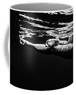 Mermaid's Legs Coffee Mug