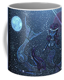 Mermaliens Coffee Mug