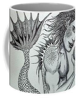 Merman Ink Coffee Mug