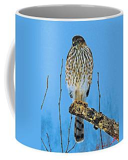 Coffee Mug featuring the digital art Merlin    Not The Majician by John Selmer Sr