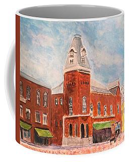 Merrimac Massachusetts Coffee Mug