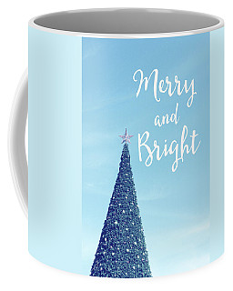 Merry And Bright - Art By Linda Woods Coffee Mug