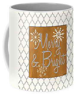 Merry And Bright Coffee Mug