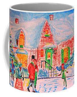 Merry Christmas And Happy Holidays Coffee Mug