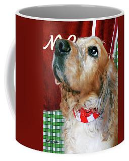 Merry Christmas Art 33 Coffee Mug