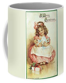 Merry Christmas For My Dolly Coffee Mug by Reynold Jay
