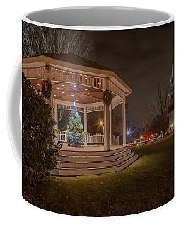 Merry Christmas From Milton Massachuetts Coffee Mug