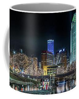 Merry Christmas Omaha Coffee Mug