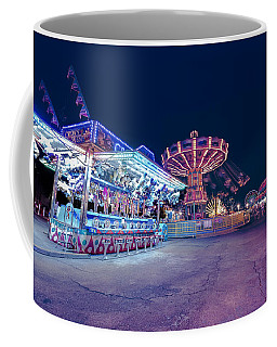 Merry Go Creepy Coffee Mug