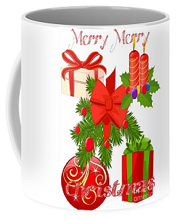 Merry Merry Christmas 2 Coffee Mug