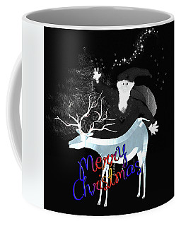 Merry Old Santa Coffee Mug