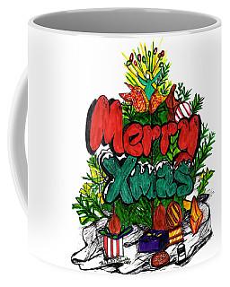 Merry Xmas Coffee Mug