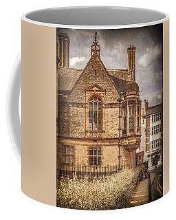 Oxford, England - Merton Street Coffee Mug