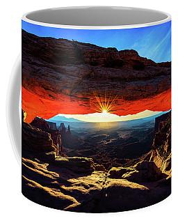 Mesa Arch Sunrise Coffee Mug