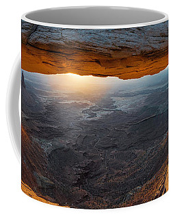 Mesa Arch - Ultra Wide Perspective Coffee Mug