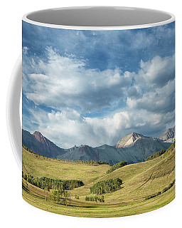 Mesa Hills And Mountains Coffee Mug