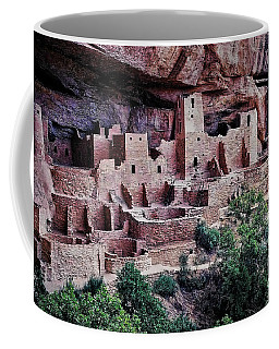 Mesa Verde Coffee Mug by Heather Applegate