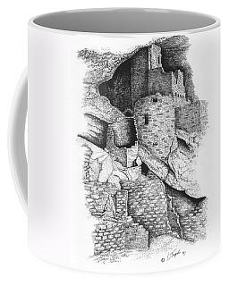 Mesa Verde Coffee Mug by Lawrence Tripoli