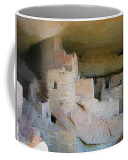 Mesa Verde Oil Coffee Mug