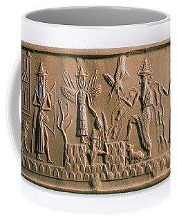 Mesopotamian Gods Coffee Mug