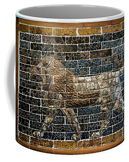 Mesopotamian Lion Coffee Mug
