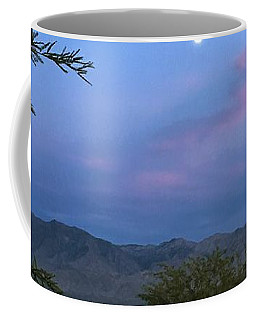 Mesquite Moonrise No. 1 Coffee Mug